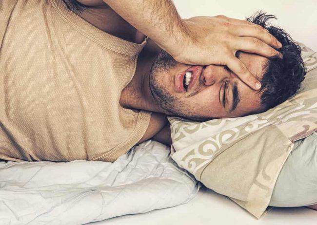 trastorno del sueño por estres|como combatir borrachera del sueño