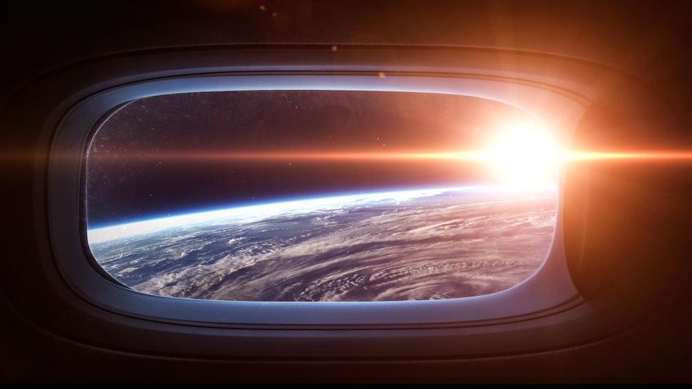 como dormir en el espacio