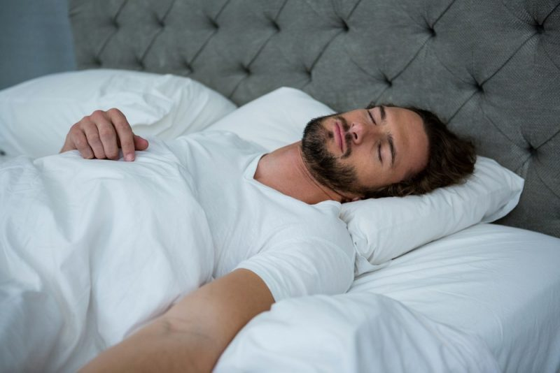 como dormir rapido sin tener sueño|