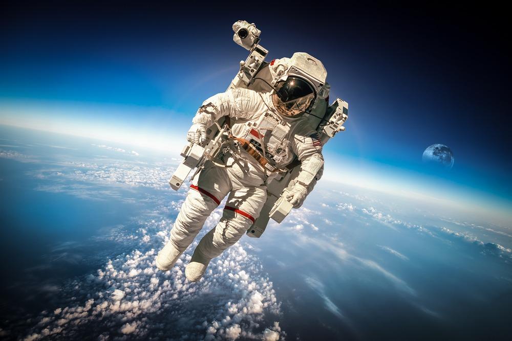 como duermen los astronautas|