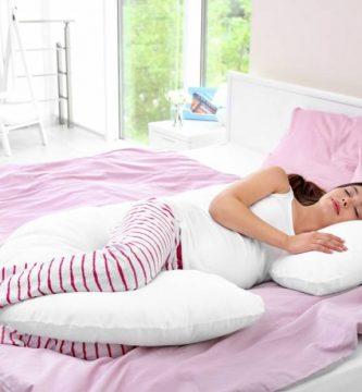 dormir boca abajo estando embarazada