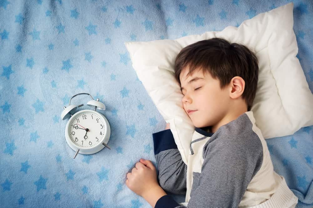 horas de sueño diferentes para cada edad