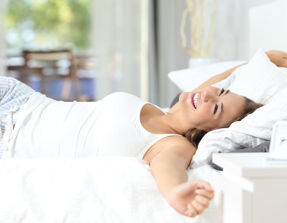 posiciones adecuadas para dormir|posturas para dormir de mejor manera