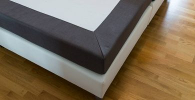 somier de laminas o base tapizada