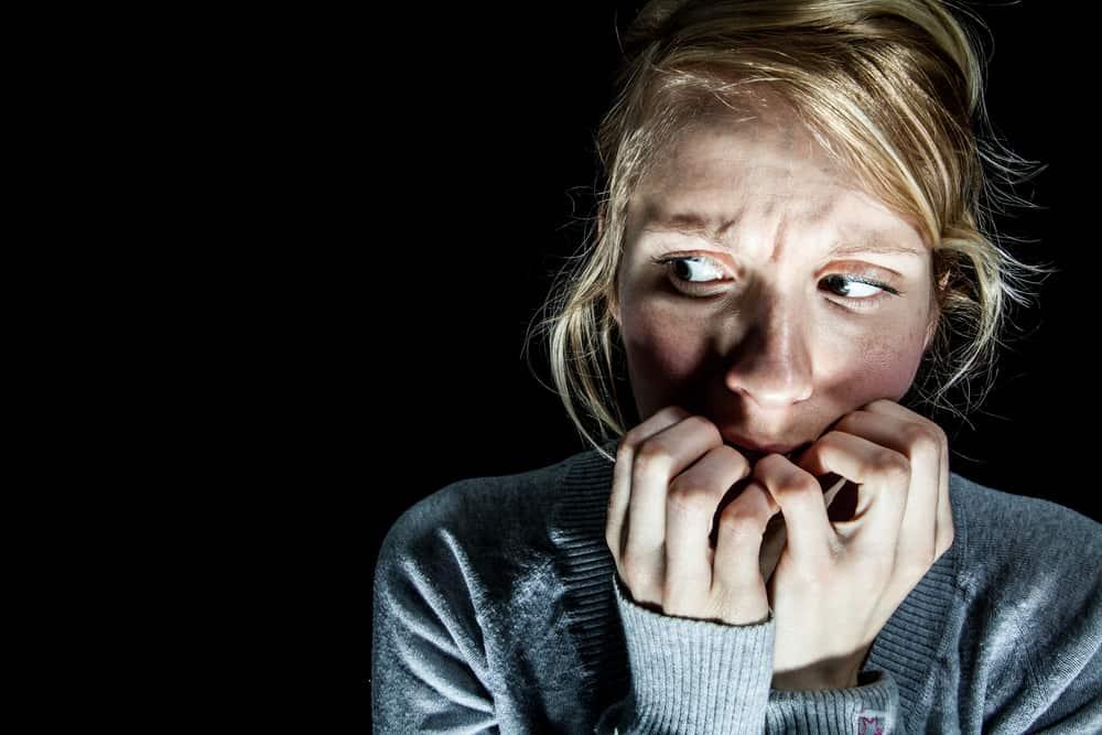 miedo a conciliar el sueño|efectos del miedo a dormir