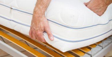 elegir un colchón según el peso